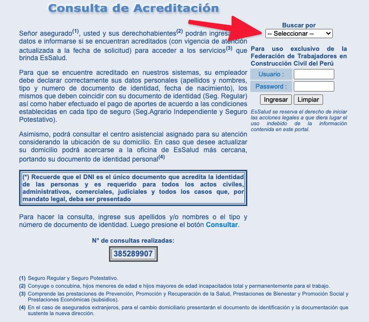como consulta essalud 2021 online